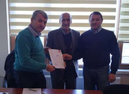 We signed a contract with all branches of Doruk Medical Center on 16.01.2019.