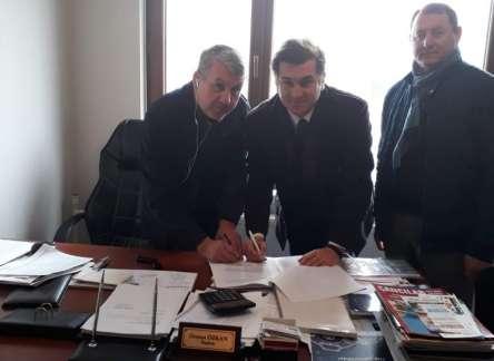 We renewed the protocol agreement with the WORLD EYE Hospital.