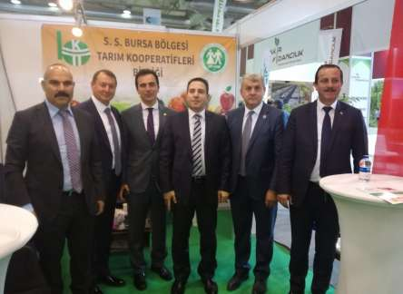 08 October – 12 October 2019 We participated in Bursa Agriculture Fair