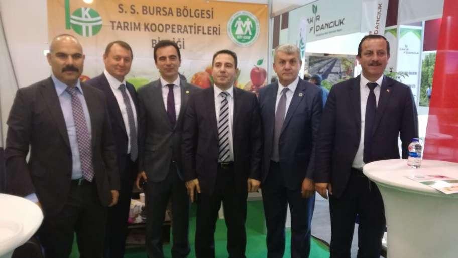 08 October – 12 October 2019 We participated in Bursa Agriculture Fair