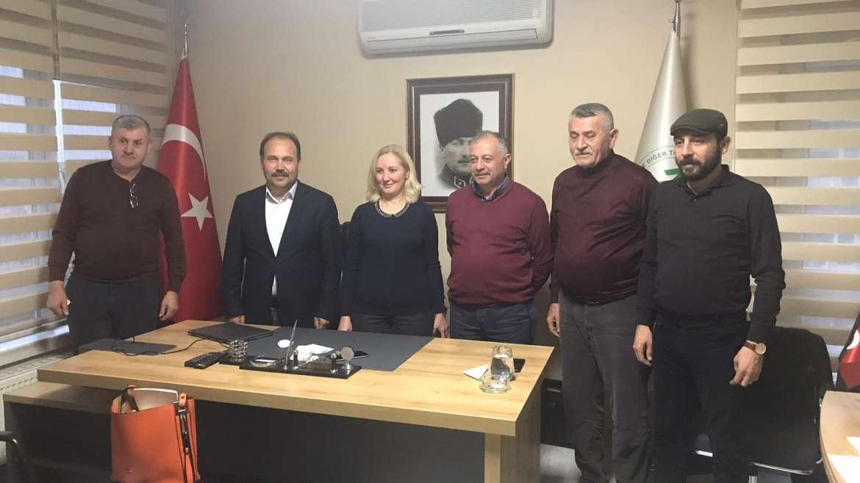 (Turkish) BİRLİĞİMİZİN ANKARA TOPLANTILARINA KATILIMI