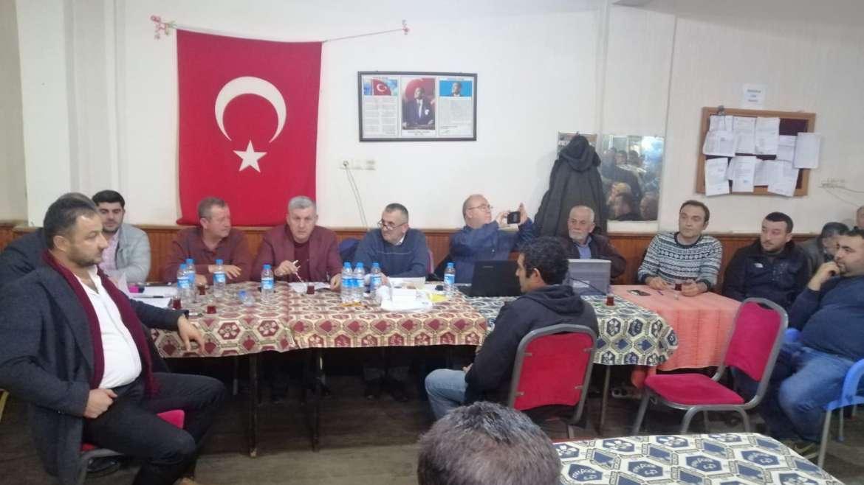 (Turkish) Kooperatif Ziyaretleri