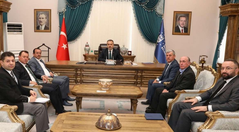 (Turkish) BİRLİĞİMİZ İÇİN BÜYÜKŞEHİR BELEDİYESİNDEYİZ