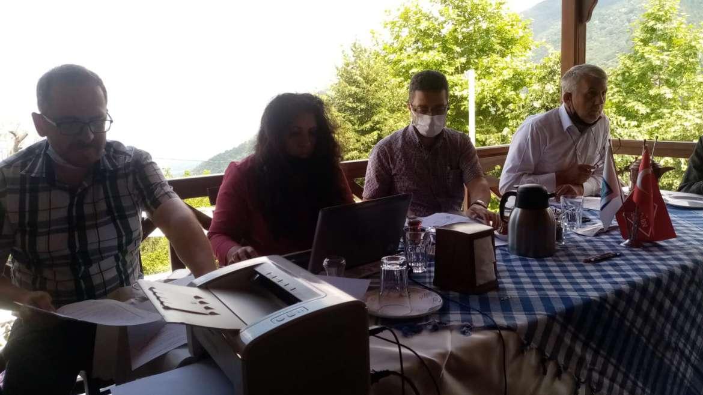 (Turkish) Haziran Ayı Genel Kurul Toplantılarımız Başarı İle Tamamlandı