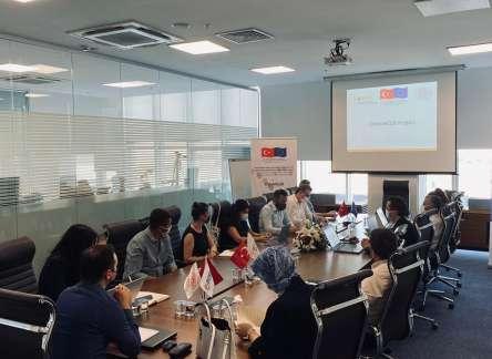 (Turkish) ENHANCER Projesi Bilgilendirme Toplantı Katılım