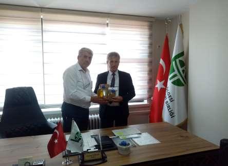 (Turkish) S. S. Mesudiye T.K.K.nin Bölge Birliğimize Ziyareti