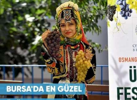 (Turkish) Karabalçık Üzüm Festivali