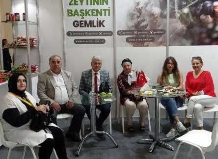 (Turkish) Antalya Yöresel Ürünler Fuarından