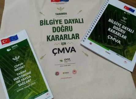 (Turkish) Çiftlik Muhasebe Veri Ağı Proje